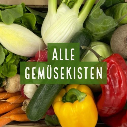Alle Gemüsekisten