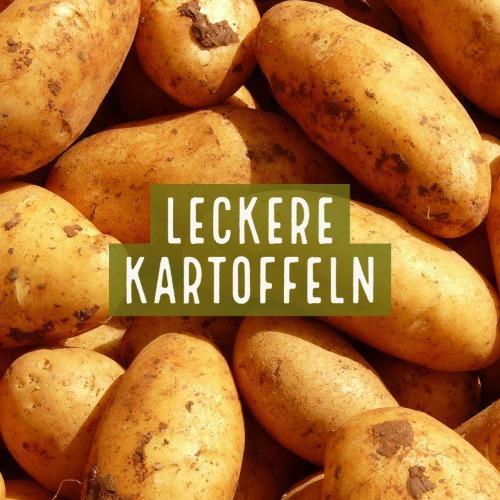Leckere Kartoffeln