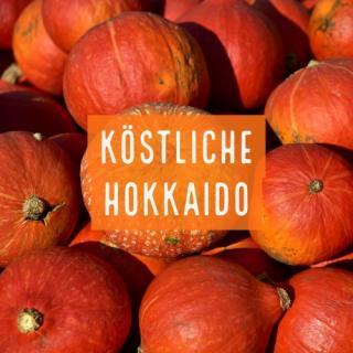 Köstliche Hokkaido